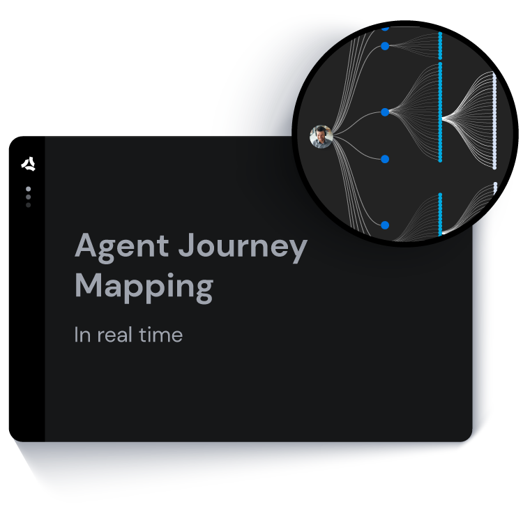 ASAPP - Agent Journey Mapping in real time