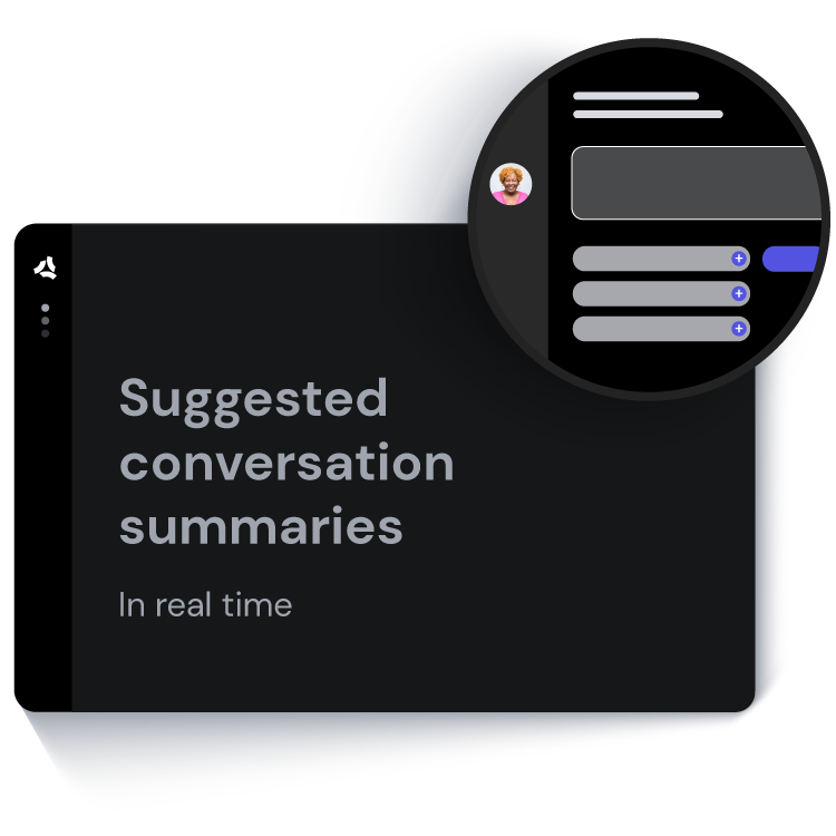 ASAPP - Suggested conversation summaries in real time