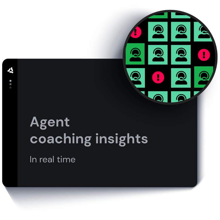 ASAPP - Agent Coaching Insights in real time