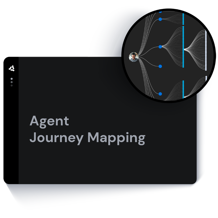 ASAPP - Agent Journey Mapping
