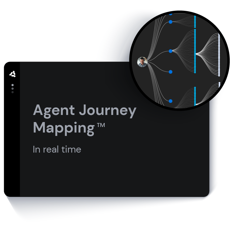 ASAPP - Agent Journey Mapping™